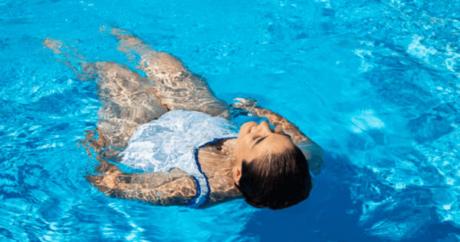 游水可以減肥的科學角度