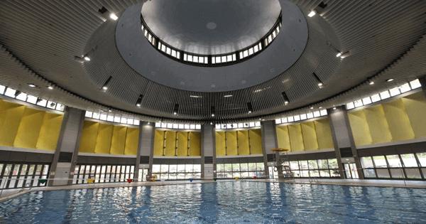 屯門西北游泳池-室內池