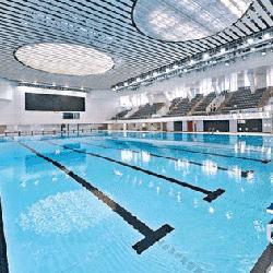 維多利亞公園游泳池-主池,卓越游泳會游泳班上課時的地點