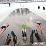 游冬泳的方法及注意事項